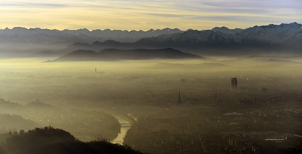 How to get rid of pollution in Turin